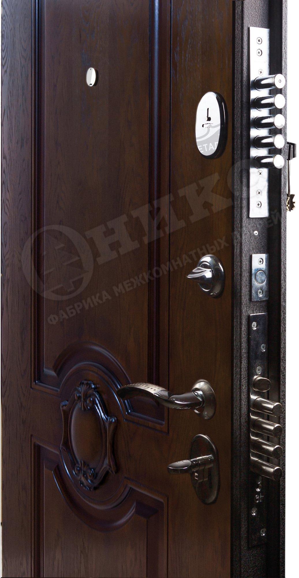 изготовление накладок на входную дверь