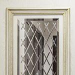 Зеркало с гравировкой Британия. Модель Мадрид
